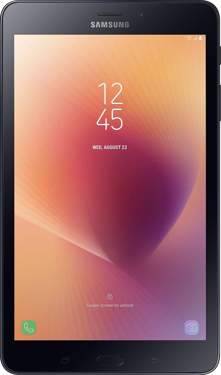 Samsung SM-T385 Galaxy Tab A 8.0 LTE (2017), BlackSM-T385NZKASERДинамика современной жизни заставляет нас вдумчиво подходить к выбору инструментов для достижения целей. Особенно ценным при решении повседневных задач является комфорт. Комфорт, который идет рука об руку с безупречным дизайном, способным подчеркнуть стиль своего обладателя. Лёгкий и тонкий планшет в изящном корпусе с плавными краями и металлической задней панелью, Galaxy Tab A 8.0 создан для тех, кто постоянно находится в движении. Ваш идеальный помощник на пути к успеху.Настройте режим Главного экрана, чтобы всегда иметь мгновенный доступ к самой необходимой информации: Galaxy Tab A 8.0 покажет время и дату, календарь и погоду. Персонализируйте скринсейвер Главного экрана с помощью слайд-шоу из любимых картинок и фотографий и Tab A 8.0 станет отличным дополнением к вашему домашнему интерьеру.Впечатлитесь качеством снимков, сделанных с помощью Galaxy Tab A 8.0! Благодаря улучшенной 8-мегапиксельной основной камере со светосилой F1.9, вспышкой и автофокусом вы получите отличные фотографии даже при слабом освещении. Фронтальная камера, снимающая с разрешением 5 МП, порадует отличными селфи. А для самых творческих и креативных владельцев Tab A 8.0 предлагает такие дополнительные настройки, как HDR и Pro Mode.Снимать на Galaxy Tab A 8.0 просто, как никогда. Плавающая кнопка затвора обеспечивает особую эргономичность, теперь держать планшет во время съёмки удобно, несмотря на его размеры. А для масштабирования просто перетащите кнопку затвора влево или вправо.Galaxy Tab A 8.0 оптимизирован для того, чтобы сопровождать вас всегда и везде: дома, на улице, в офисе. Красочный 8-дюймовый дисплей с функцией Фильтр голубого света отрегулирует баланс яркости для уменьшения напряжения глаз, чтобы вы могли без проблем наслаждаться любимым мультимедийным контентом.Будущее сегодня. Надёжный аккумулятор Galaxy Tab A 8.0 с увеличенной ёмкостью рассчитан на длительное время использования. Наслаждайтесь просмотром видео и 