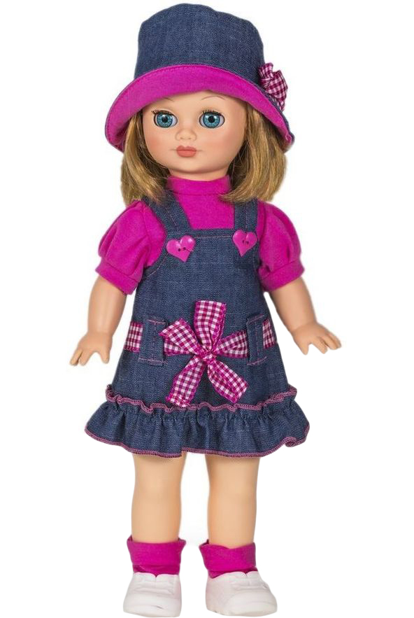 Весна Кукла Маргарита озвученная В2624/о куклы и одежда для кукол весна озвученная кукла саша 1 42 см