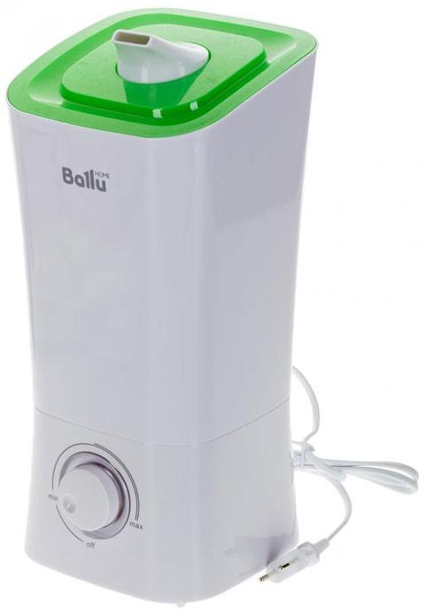 Ballu UHB-200 ультразвуковой увлажнитель воздухаНС-1043054Увлажнитель воздуха Ballu UHB 200- это стильное и оригинальное решение для поддержания оптимального уровня влажности. Этот прибор с легкостью впишется в любой интерьер и поможет в борьбе с сухостью воздуха. Представленная модель отличается высокой производительностью.С помощью увлажнителей воздуха стало возможным создать максимально комфортный микроклимат в помещении за короткое время. Небольшие размеры, симпатичный дизайн позволяют использовать его в домах, квартирах и офисах. В увлажнитель Ballu UHB 200 можно заливать водопроводную воду. Фильтр-картридж (в комплекте) очистит воду от солей жесткости. Поворотный распылитель направляет пар в нужную сторону.