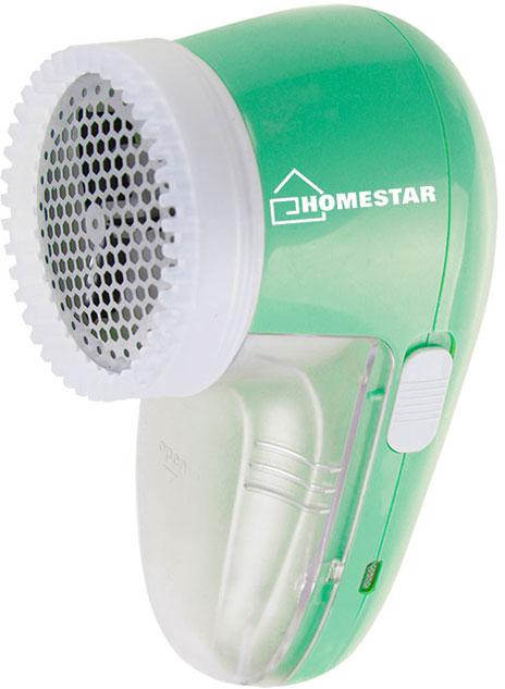 все цены на HomeStar HS-9001V, Green White машинка для удаления катышков онлайн