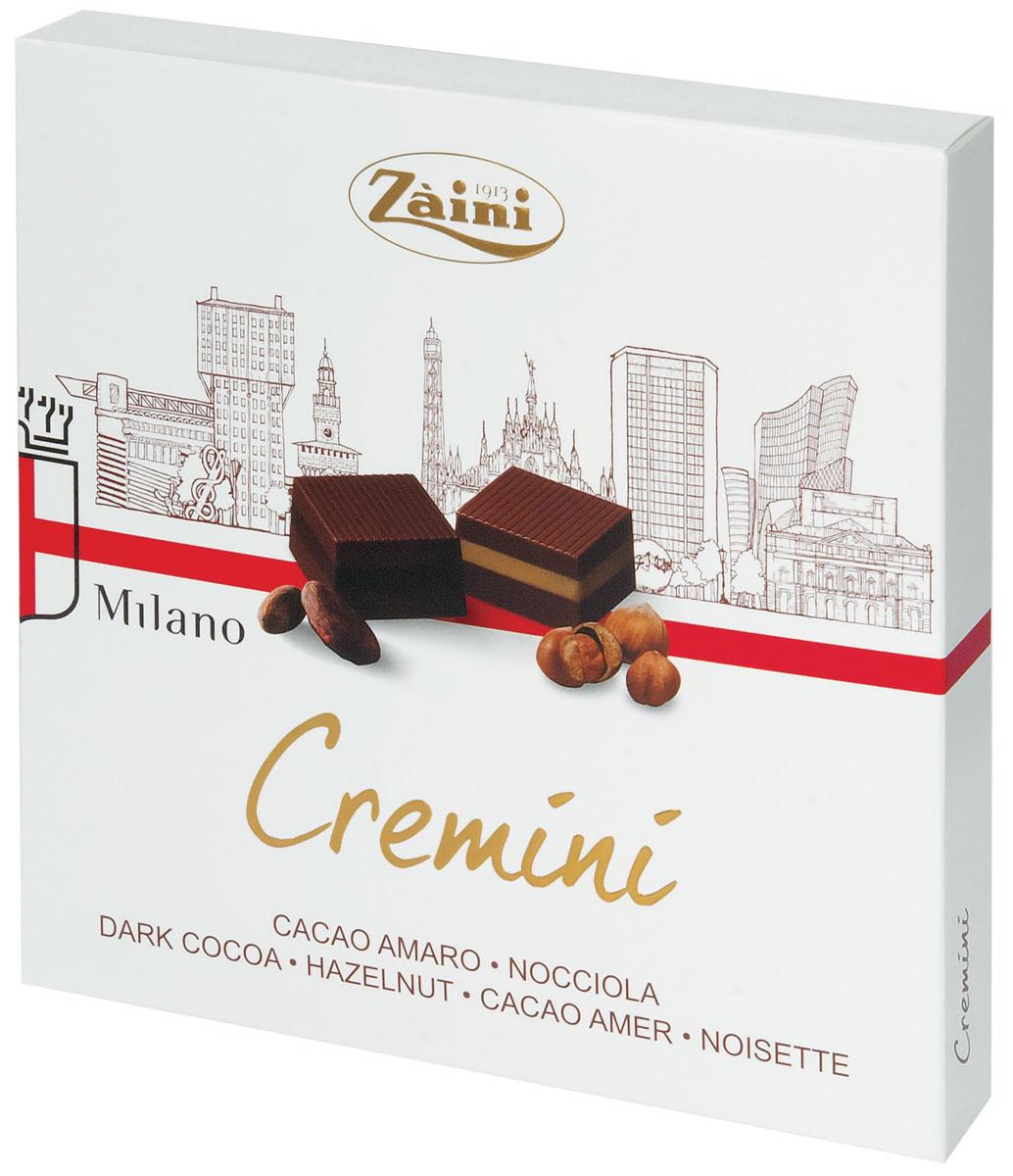 Zain Milanoi Cremini Gift Box набор шоколадных конфет, 240 г3132Zain Milanoi Cremini - Шоколадные конфеты, изготовленные на основе шоколадно-ореховой пасты, сливок и жареного фундука.