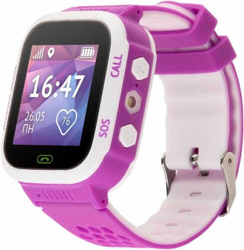 Кнопка Жизни Aimoto Start, Pink умные часы