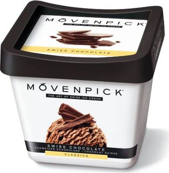 Movenpick Мороженое Швейцарский шоколад, 900 мл7613030863434Триумф двух продуктов, которыми знаменита Швейцария — сливок и шоколада. Стружка премиального швейцарского шоколада и микс первоклассного какао придают этому мороженому его великолепный насыщенный вкус. Какао из Маракайбо вносит хрустящую нотку в прослойку из шоколадного соуса и прекрасно сочетается с шоколадной стружкой. Самый популярный сорт классической коллекции Movenpick завоевал сердца искушенных ценителей шоколадного мороженого и удостоен самых восторженных комплиментов. «Швейцарский шоколад» — это триумф двух ингредиентов, которыми знаменита Швейцария. Нежные сливки, cтружка премиального швейцарского шоколада и микс первоклассного какао из региона Маракайбо в Венесуэле придают этому мороженому великолепный насыщенный вкус.