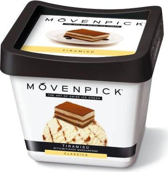 Movenpick Мороженое Тирамису, 810 мл мистраль рис акватика 500 г