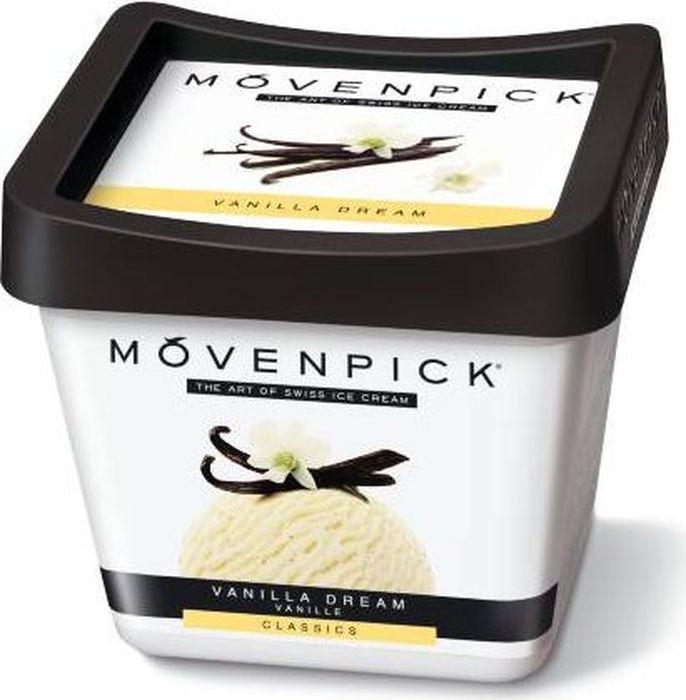 Movenpick Мороженое Ванильное, 900 мл7613030871811Это один из наших любимых рецептов мороженого, который был с нами с самого начала компании, поэтому мы уделяем ему особое внимание. Отличительной чертой является использование премиальной ванили с острова Мадагаскар. Отборные стручки бурбонской ванили отдают свой насыщенный аромат, а затем семена ванили добавляются в изумительное мороженое, чтобы создать уникальный вкус ванильной мечты. «Ванильная мечта» — мороженое для романтичных и творческих поклонников швейцарских десертов. Один из самых первых рецептов, разработанных Мастерами Мороженого Movenpick, который обрел свою популярность за счет ключевого ингредиента — премиальной бурбонской ванили с тропического острова Мадагаскар. Дуэт ароматной ванили и нежных швейцарских сливок создают идеальное лакомство для свидания или встречи с самыми близкими.