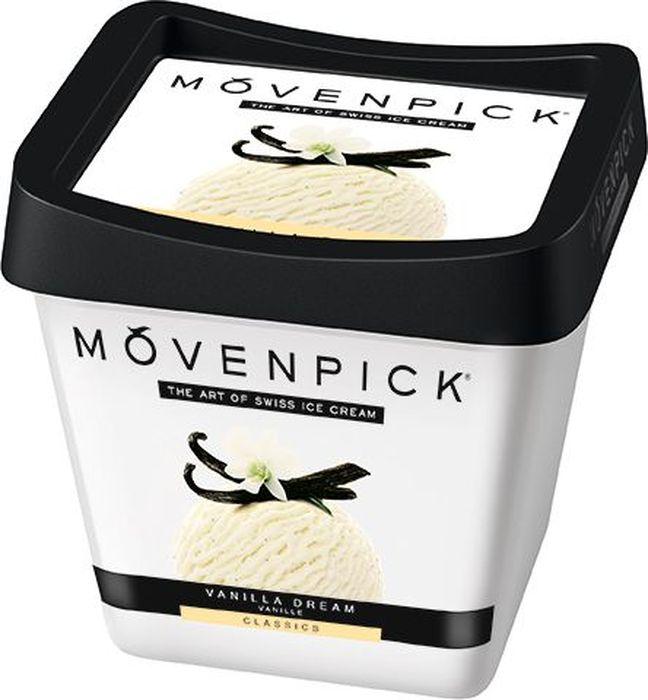 Movenpick Мороженое Ванильное, 500 мл бухта изобилия мясо мидий варено мороженое 500 г