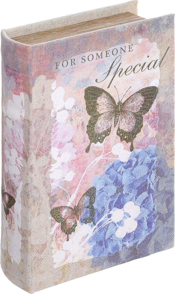 Шкатулка-фолиант Win Max Букет гортензий, 17 х 12 х 6 см184268Шкатулка-фолиант - это шкатулка в виде старинной книги, предназначена для хранения ценных бумаг, писем и т.д.