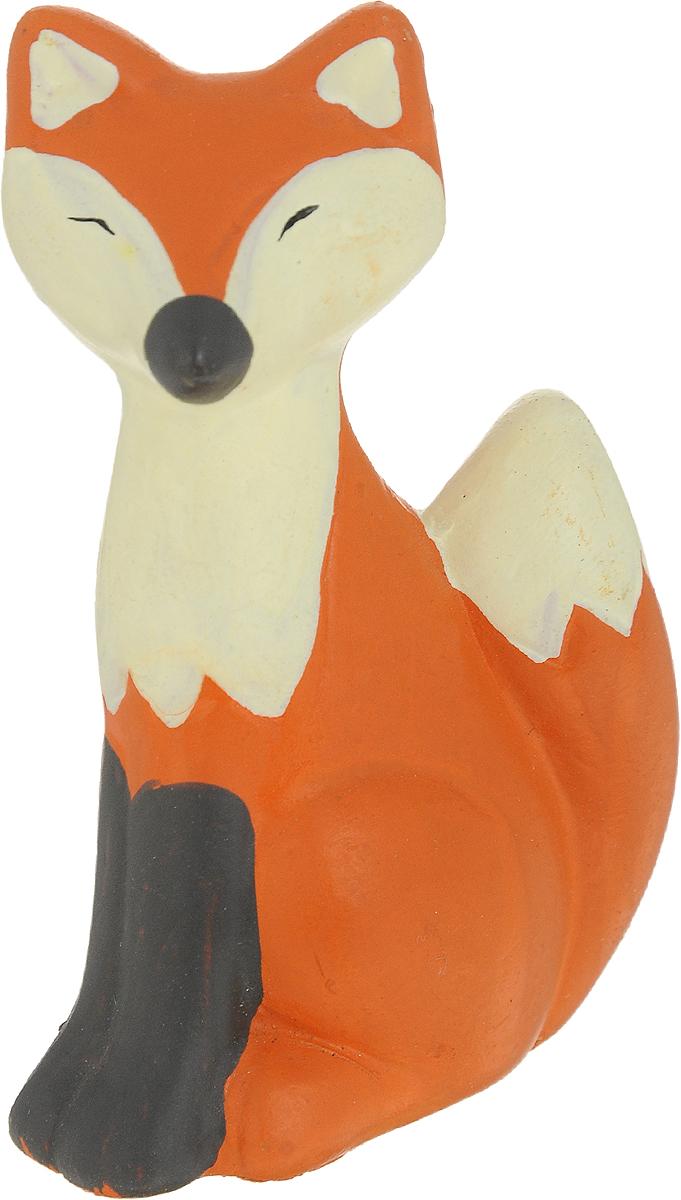 Фигурка декоративная Лиса, цвет: оранжевый, 6 х 3 х 8 см023648Декоративная фигурка Лиса изготовлена из высококачественной керамики. Она позволит создать правдоподобную декорацию и почувствовать себя среди живой природы. Она прекрасно подойдет для декора интерьера загородного дома или сада и станет достойным дополнением к вашей коллекции.Вы можете поставить фигурку в любом месте, где она будет удачно смотреться и радовать глаз. Кроме того, это отличный вариант подарка для ваших близких и друзей.