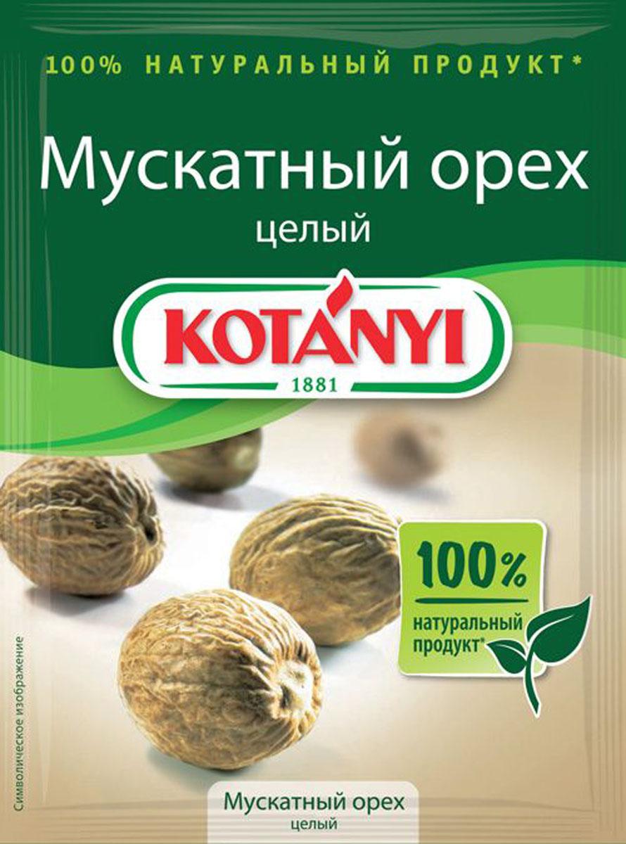 Kotanyi Мускатный орех целый, 9 г santa maria мускатный орех молотый 550 г