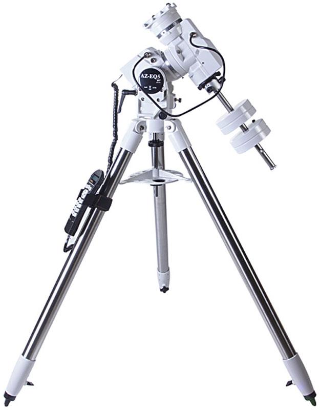 Sky-Watcher AZ-EQ5 SynScan GOTO монтировка со стальной треногой NEQ5