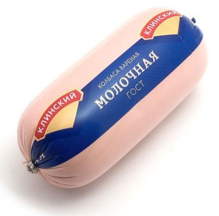 Клинский МК Колбаса Молочная, вареная, 500 г