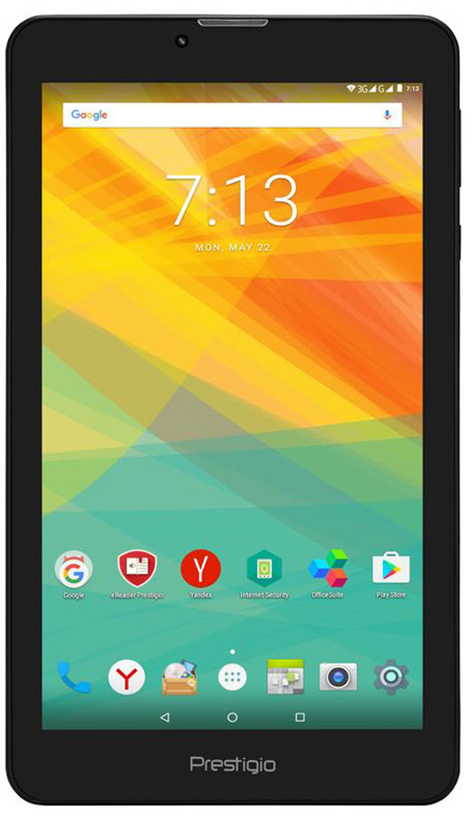 Prestigio Grace 3257 3G 16GB, Black планшет