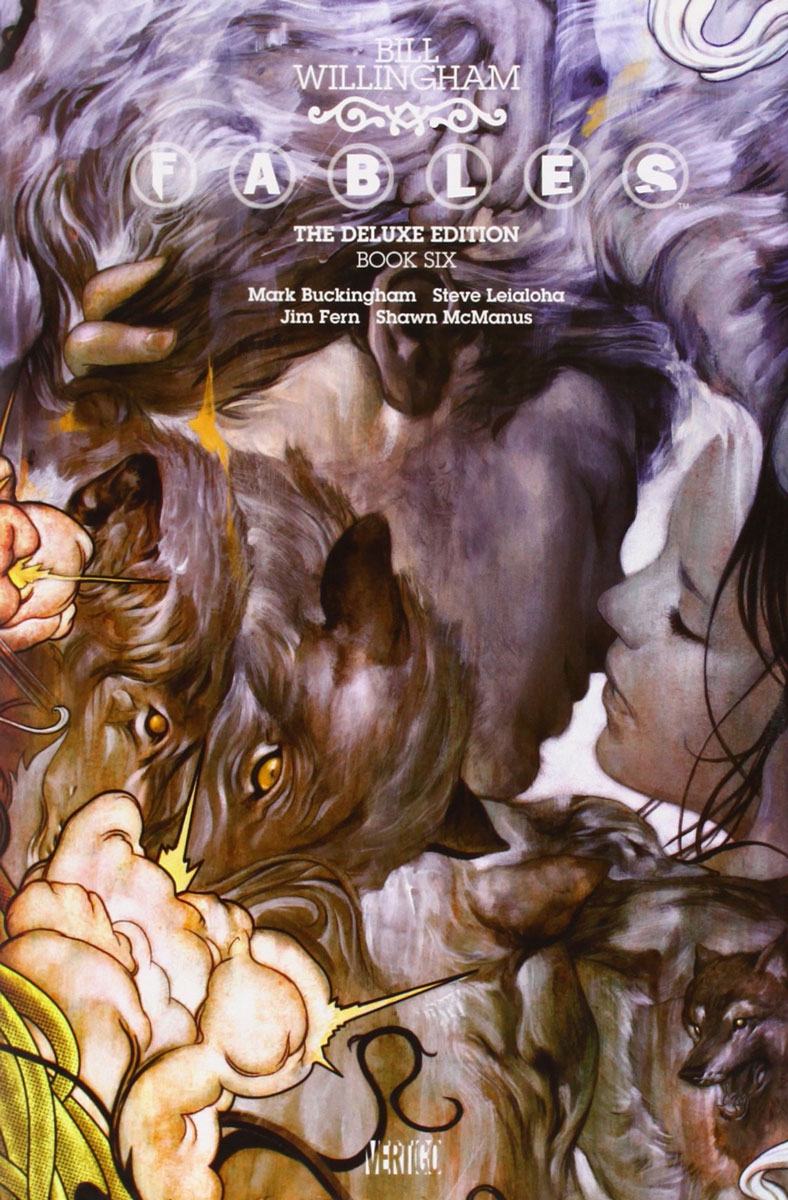 Fables deluxe book 06 fables book 6