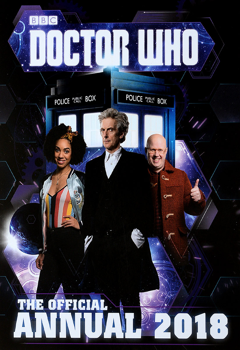 Doctor Who: The Official Annual 2018 сарафаны doctor e сарафан