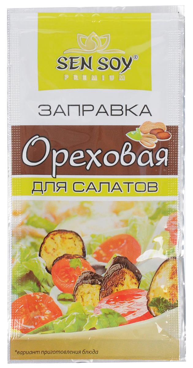 Sen Soy Ореховая заправка для салатов, 40 г