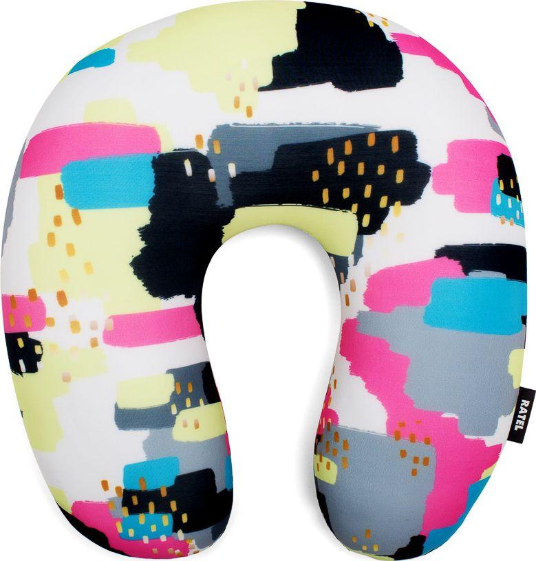 Подушка для шеи Ratel ХолстPP008Неповторимый стиль в аксессуарах для путешествий Большая и уютная подушка для шеи Ratel позаботится о вашем комфорте во время путешествий. Наполнитель подушки – премиальный антистресc – приятный на ощупь, гигиенически безопасный, гипоаллергенный, устойчивый к воздействию влаги. Благодаря своему наполнителю подушка Ratel мгновенно принимает анатомию шеи и обеспечивает правильное положение шейных позвонков во время сна при длительных поездках и перелетах.Назначение подушки Ratel:-Правильная фиксация головы во время отдыха при перелетах и длительных переездах.- Комфортный сон.- Яркая индивидуальность.Характеристики: Тип: подушка для шеи. Материал: бифлекс премиум.Наполнитель: антистресс премиум.Страна-производитель: Россия.Вес в упаковке: 140 грамм.