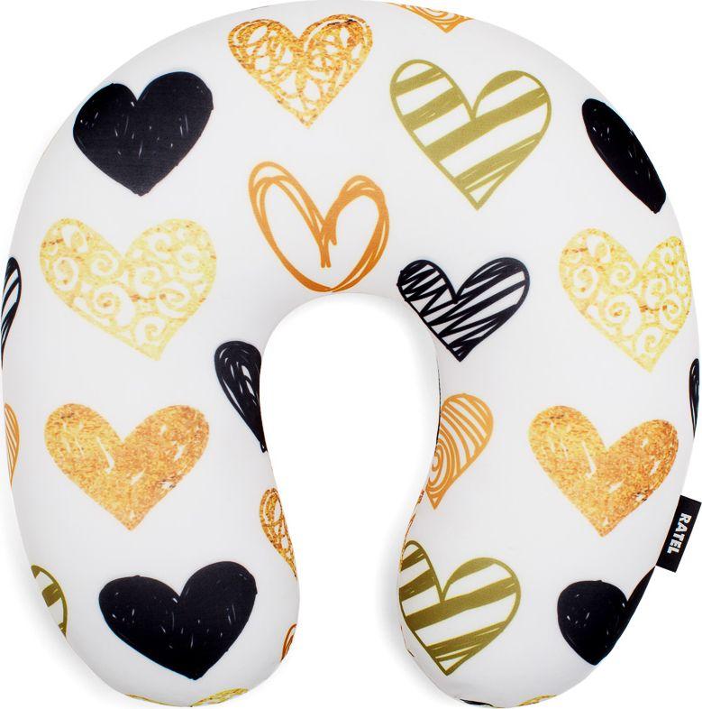 Подушка для шеи Ratel  Сердечки  - Подушки