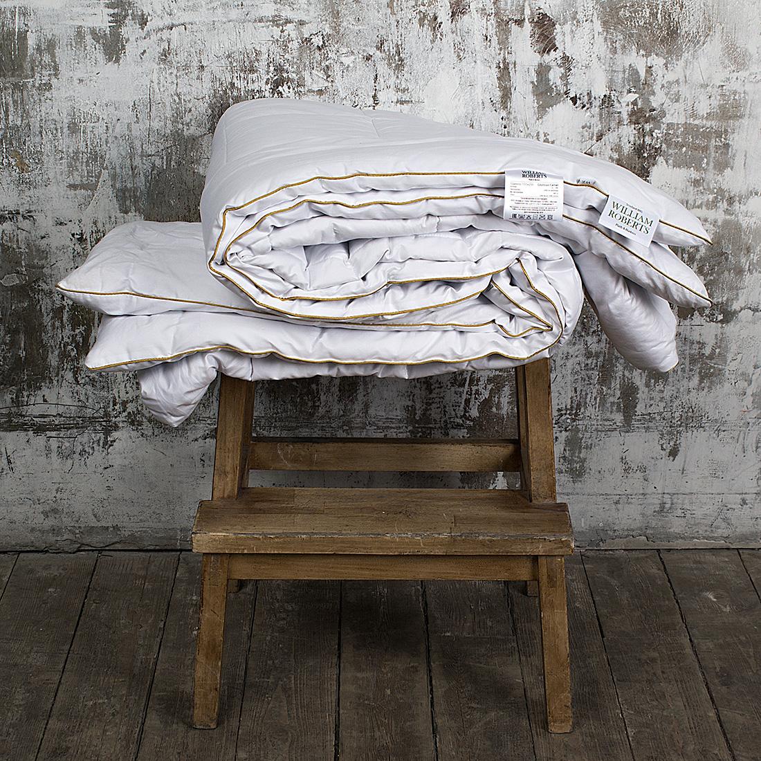 Одеяло William Roberts Glorious Camel, всесезонное, 200х220 см одеяла anna flaum одеяло flaum herbst 150х200 всесезонное