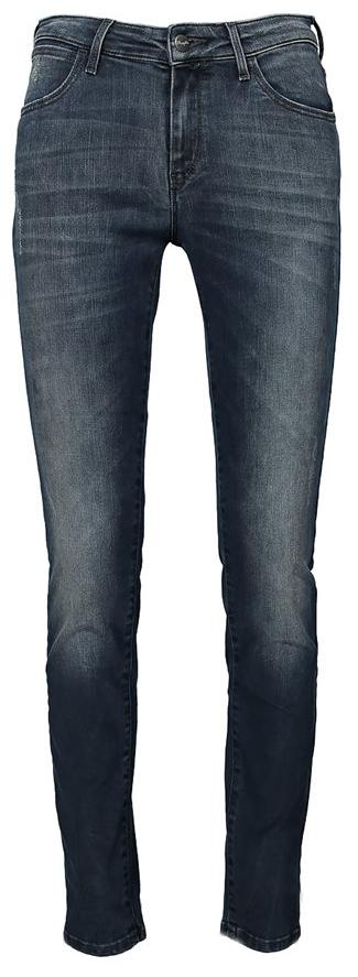 Джинсы женские Wrangler, цвет: синий. W28KCW99M. Размер 29-32 (44/46-32) джинсы женские wrangler цвет темно синий w27hcw51l размер 29 32 44 46 32