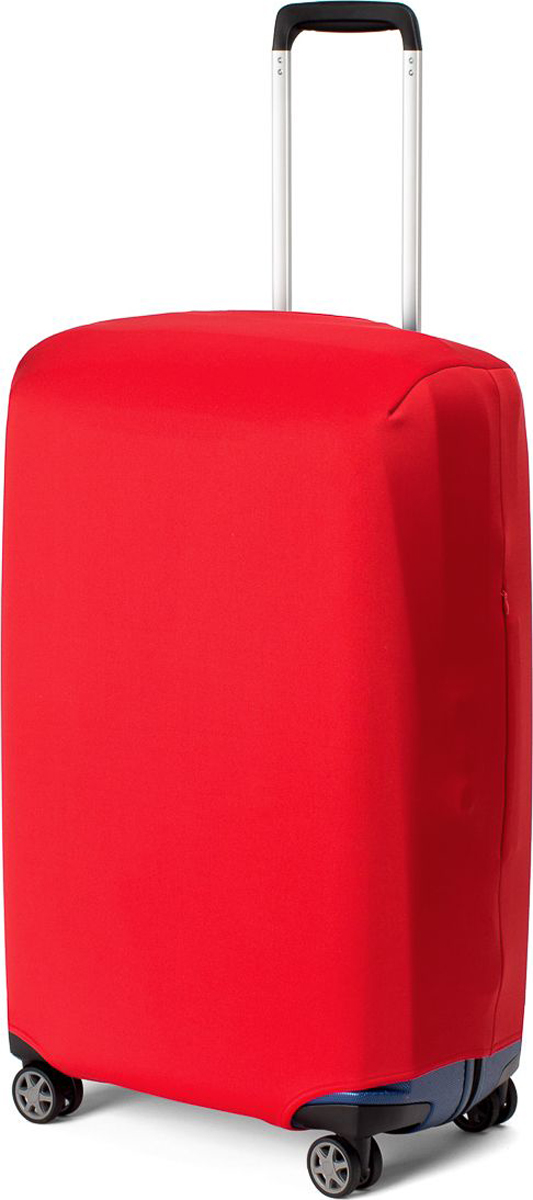 Чехол для чемодана Ratel, цвет: красный. Размер M (высота чемодана: 57-64 см)BP003MПрактичный и стильный чехол Ratel из неопрена разработан специально для максимальной защиты вашего чемодана. Этот чехол защищает багаж от большинства повреждений, от вскрытия, а так же экономит деньги и время на обмотке в аэропорту. Вы никогда не перепутаете свой чемодан с чужим, как на багажной ленте, так и в туристическом автобусе. Неопрен является ударопоглощающим, очень прочным и водонепроницаемым материалом. Именно поэтому, чехлы Ratel гарантируют максимальную степень защиты. Размер M предназначен для средних чемоданов высотой от 57 см до 64 см (высота чемодана без учета высоты колес). Все важные части чемодана полностью защищены, а для боковых ручек предусмотрены две потайные молнии. Внизу чехла - упрочненная молния-трактор. Чехол можно стирать в стиральной машинке.