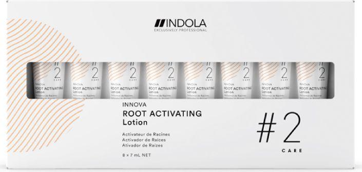 Indola Specialisists Лосьон-активатор роста волос, 8 шт x 7 мл indola professional безаммиачный окислитель 8 5