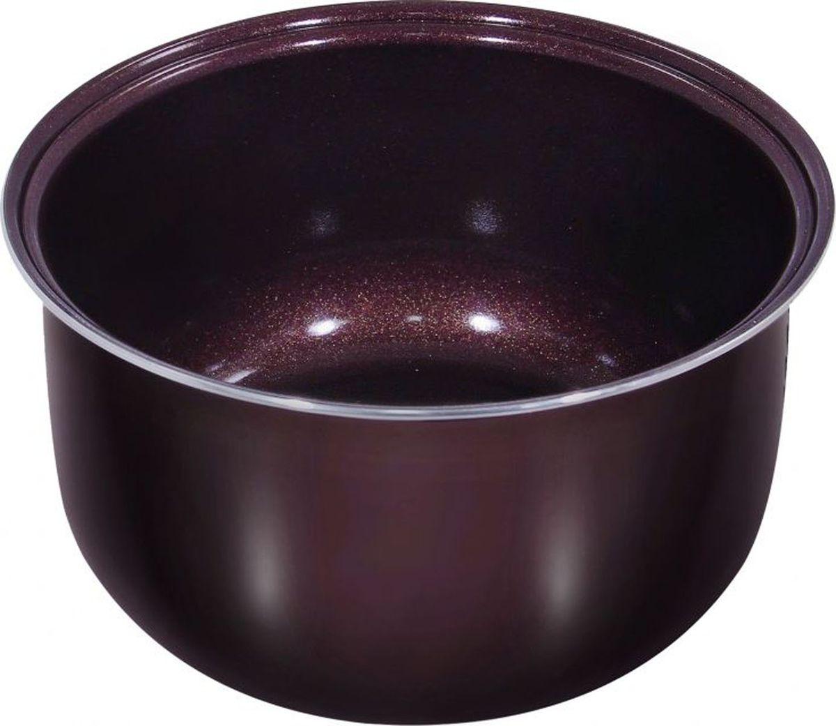 Marta MT-MC3123 Ceramic, Cherry чаша для мультиварки, 5 лMT-MC3123Marta MT-MC3123 Ceramic - чаша с толстыми стенками для использования во всех типах 5-литровых мультиварок, кроме мультиварок-скороварок.Двухслойное керамическое покрытие Greblon CK2 - немецкий стандарт качества в пищевой промышленности. По некоторым своим характеристикам превосходит корейские и прочие аналоги в несколько раз.Данное покрытие по некоторым характеристикам превосходит корейские и прочие аналоги в несколько раз. Оно имеет антибактериальные свойства, не окисляется, не выделяет вредные примеси, сохраняет истинный вкус и полезные свойства продуктов, тем самым, заботясь о качестве пищи и здоровье людей.