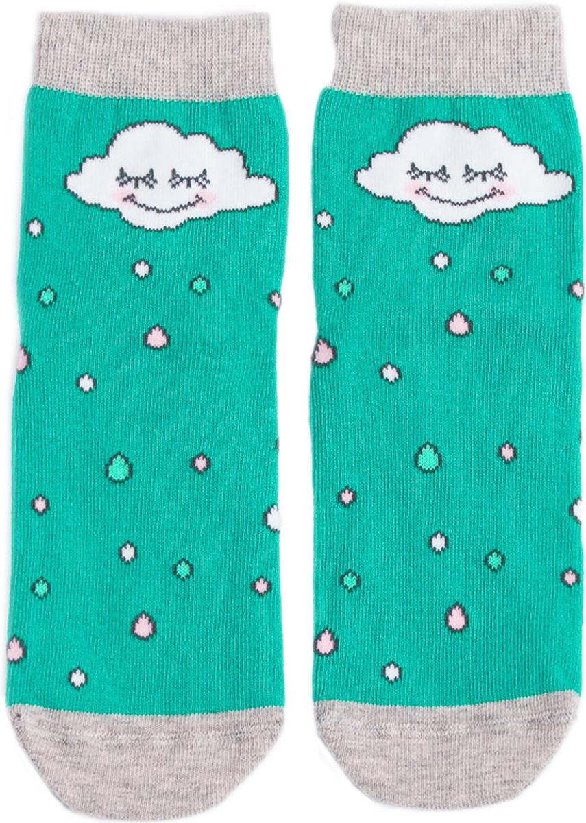 Носки для мальчиков Mark Formelle, цвет: светло-зеленый. 400K-465_6405. Размер 34/36400K-465_6405