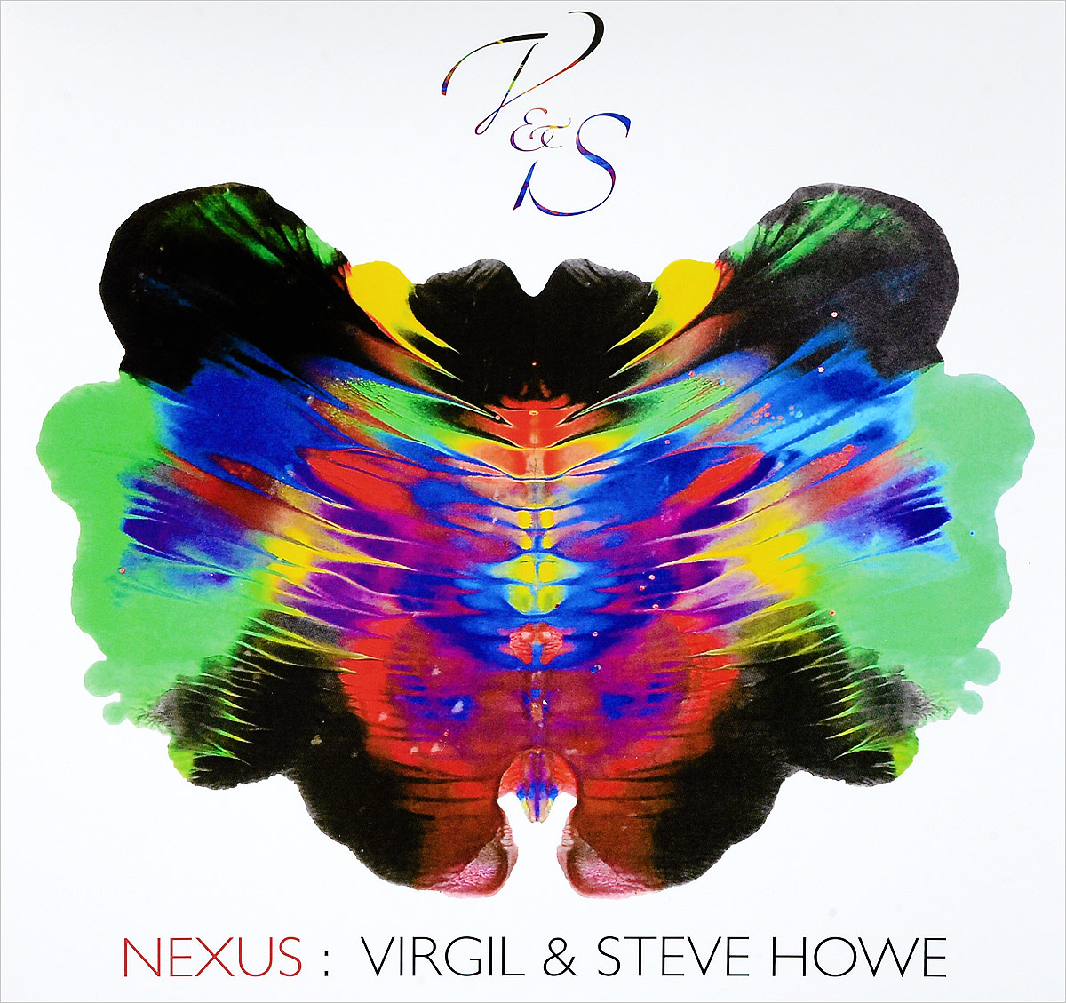 Zakazat.ru Virgil & Steve Howe. Nexus (LP + CD)