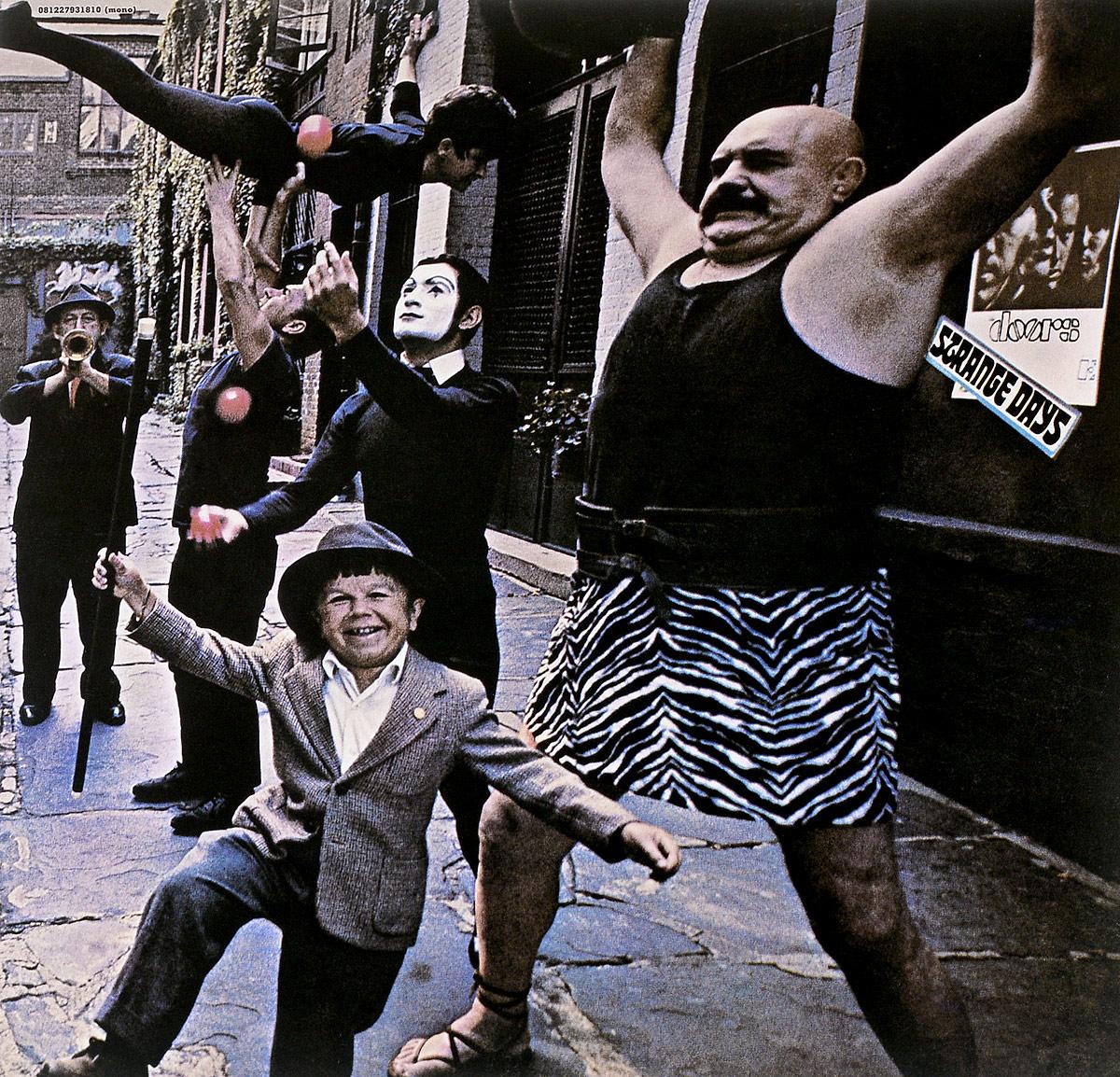 The Doors The Doors. Strange Days (50th Anniversary) (LP) roxy music roxy music the studio albums limited edition 8 lp
