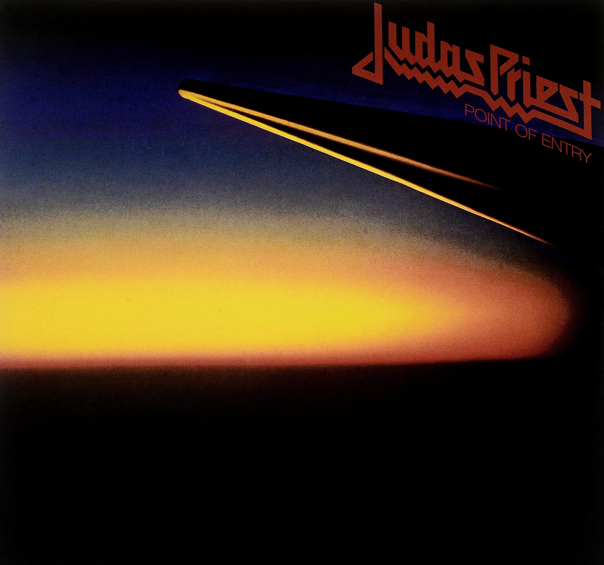 Zakazat.ru Judas Priest. Point Of Entry (LP)