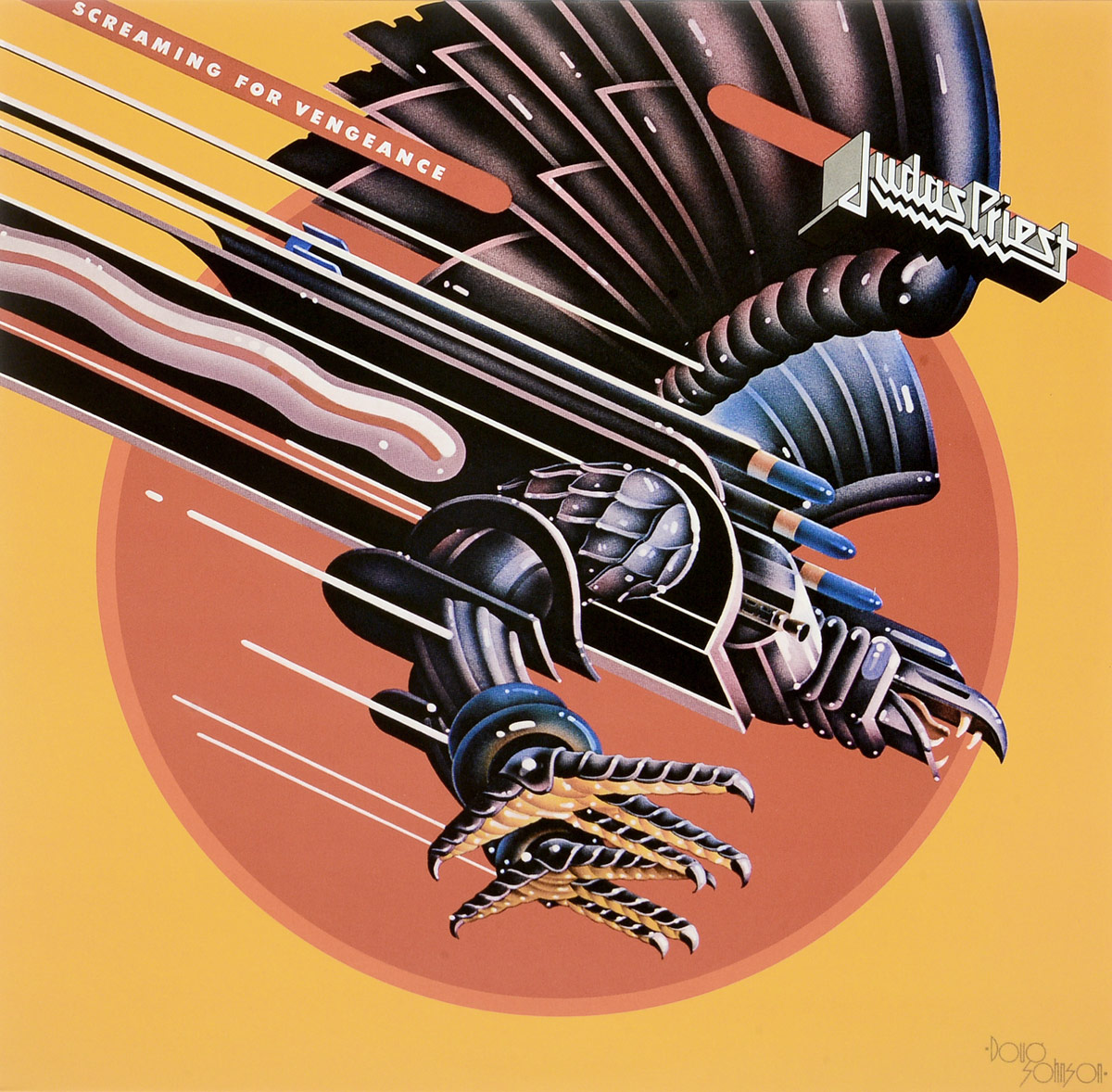 Zakazat.ru Judas Priest. Screaming For Vengeance (LP)