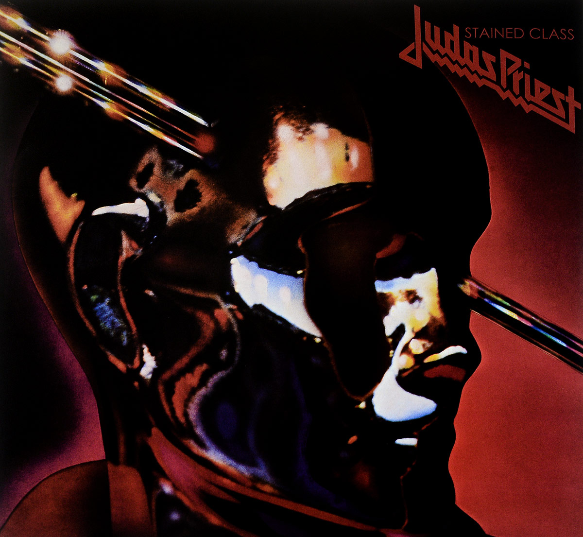 Judas Priest Judas Priest. Stained Class (LP) dear judas reissue 9 87 paper
