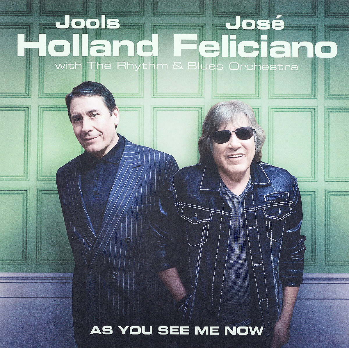 Zakazat.ru Jools Holland. Jose Feliciano. As You See Me Now (LP)