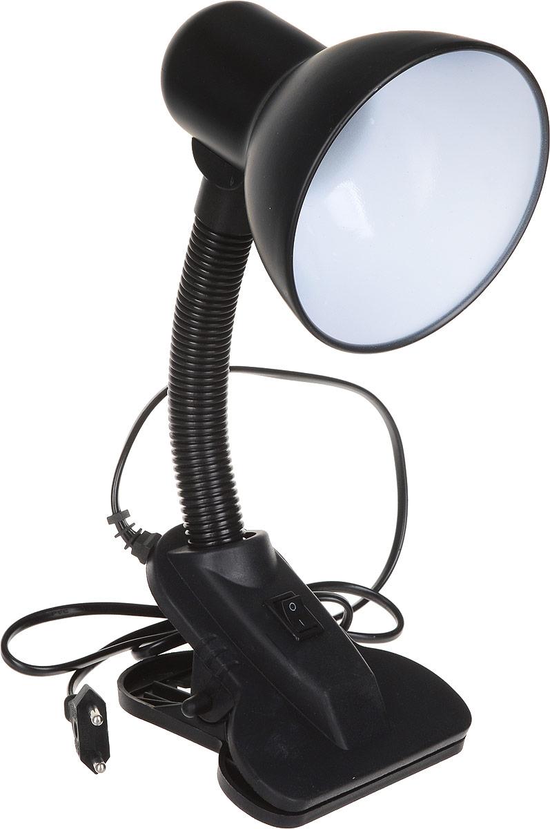 Настольный светильник Uniel TLI-202 относится к осветительным приборам, основной функцией  которых является создание дополнительного света в определенной зоне, в данном случае - на  столе. Идеально подходит для чтения и выполнения домашних заданий детьми, равно как и для  работы с бумагами или за компьютером. Подвижная ножка позволяет регулировать направление  излучаемого света. На круглом основании расположена кнопка включения/выключения.  Частота тока: 50 Гц. Номинальное напряжение: 220 В. Мощность: не более 60 Вт.