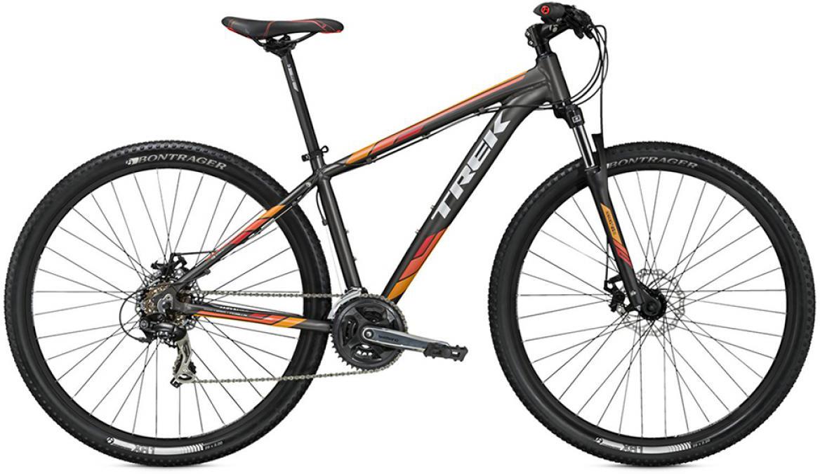 Велосипед горный Trek Marlin 5 2015, цвет: черный, рама 15,5, колесо 29209827