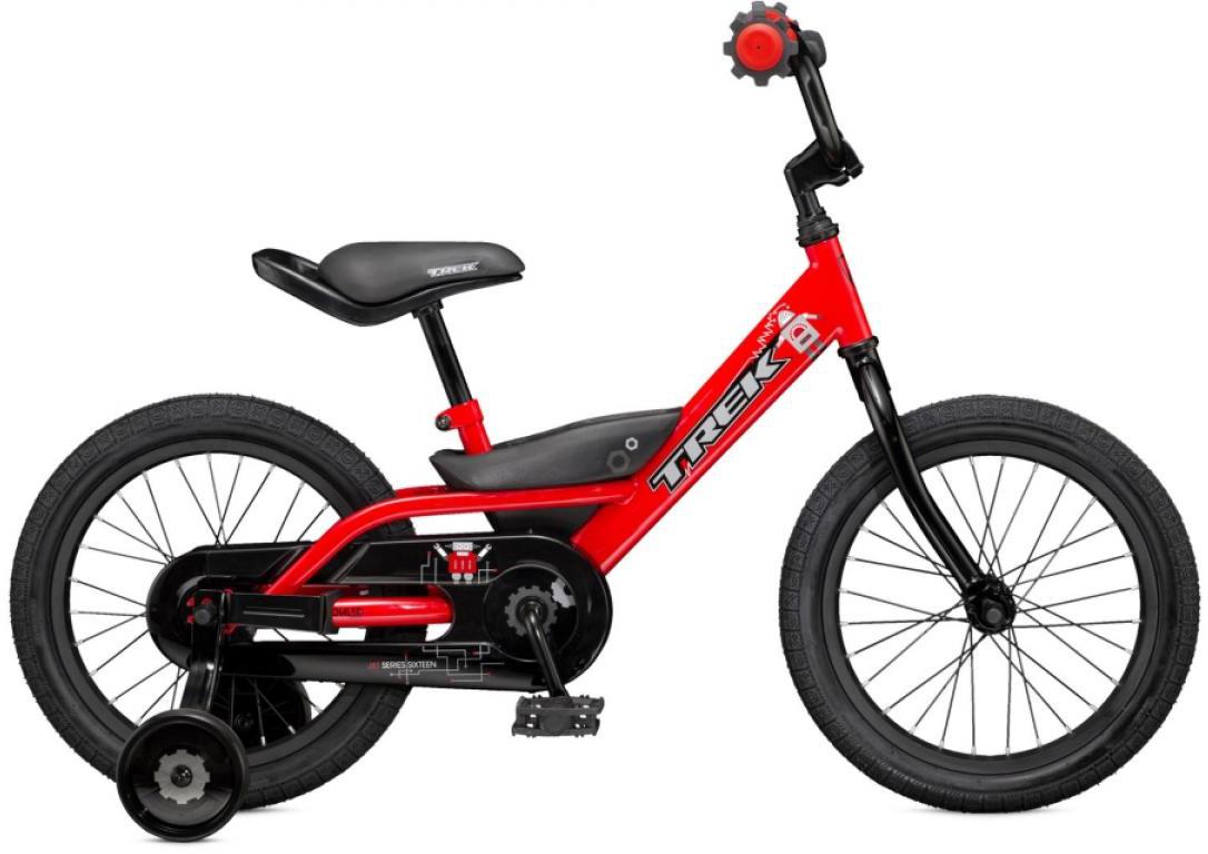 Велосипед детский Trek Jet 2015, цвет: красный, колесо 16242756