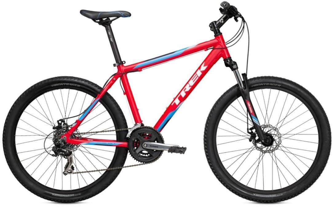 Велосипед горный Trek 3500 D 2015, цвет: красный, рама 13,5, колесо 26244942