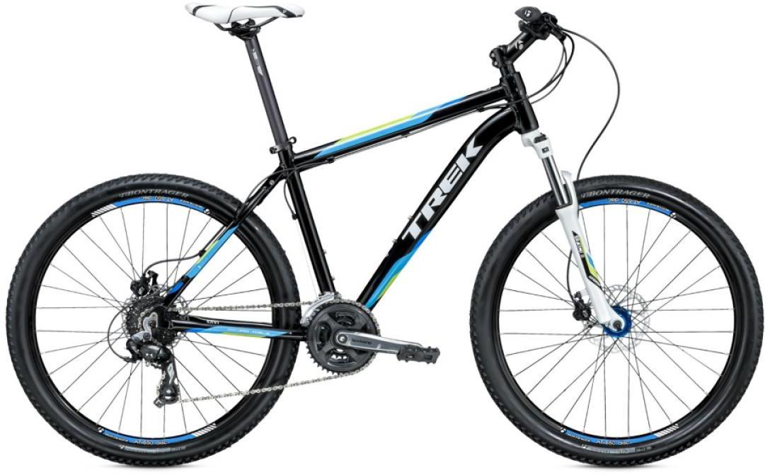 Велосипед горный Trek 3700 D 2015, цвет: черный, рама 22,5, колесо 26244955