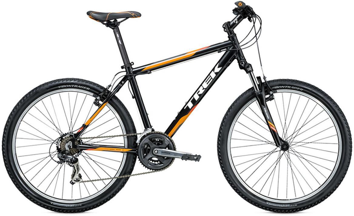 Велосипед горный Trek 3500 (2015), цвет: красный, рама 16, колесо 26244990