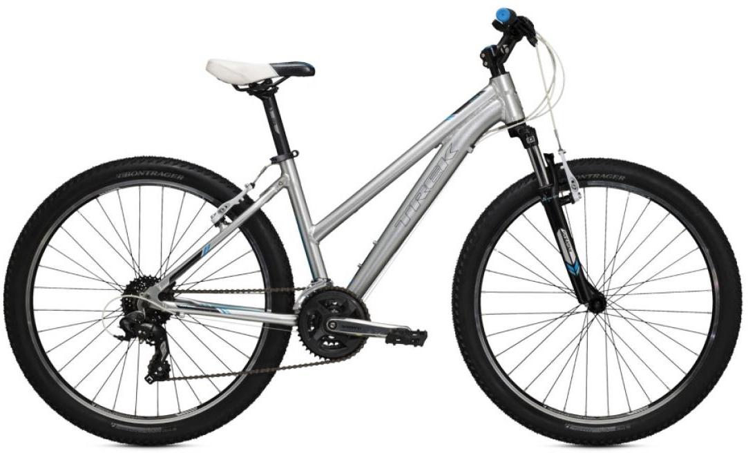 Велосипед женский Trek Skye S WSD 2015, цвет: серый, рама 13,5, колесо 26245252
