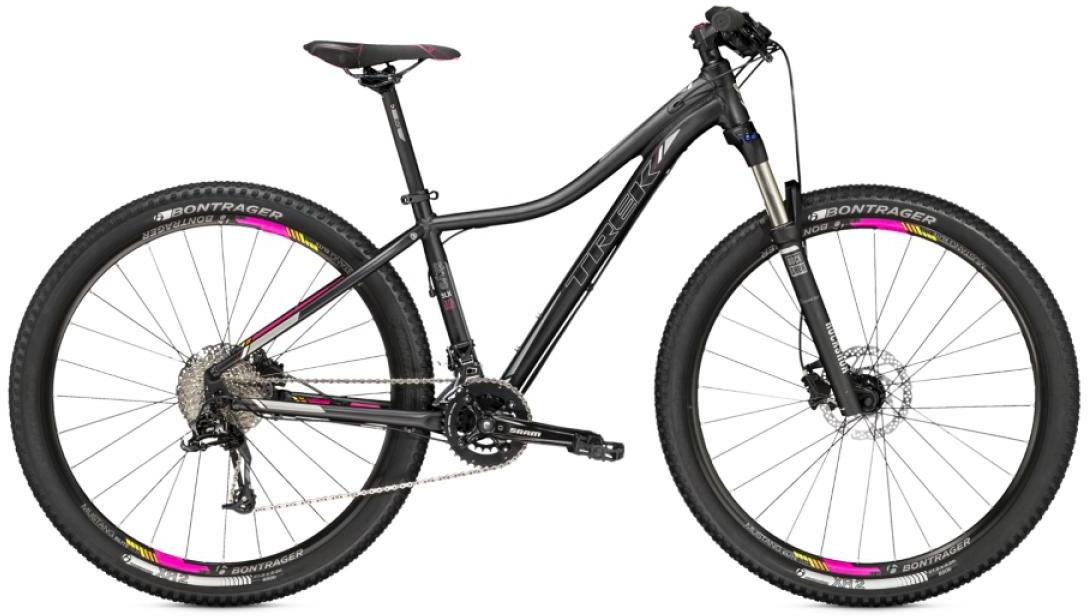 Велосипед женский Trek Skye SLX WSD 2015, цвет: черный, рама 15,5, колесо 27,5245267