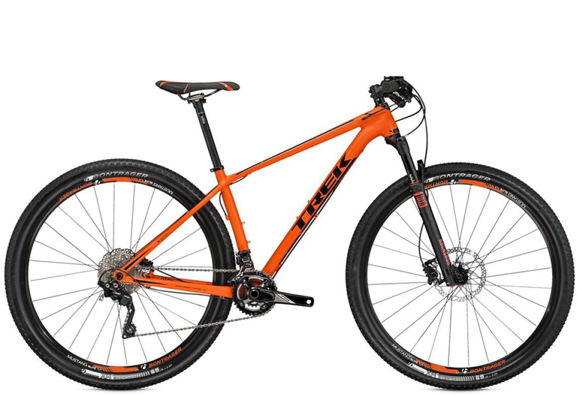 Велосипед горный Trek Superfly 7 2015, цвет: оранжевый, рама 23, колесо 29245363