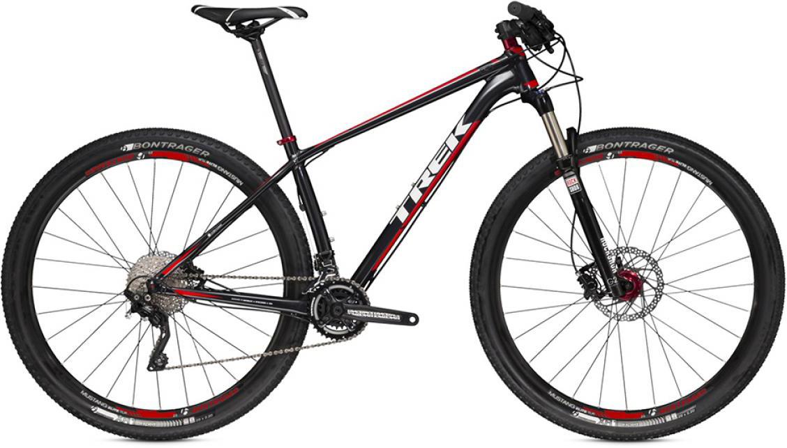 Велосипед горный Trek Superfly 5 2015, цвет: черный, рама 23, колесо 29250773