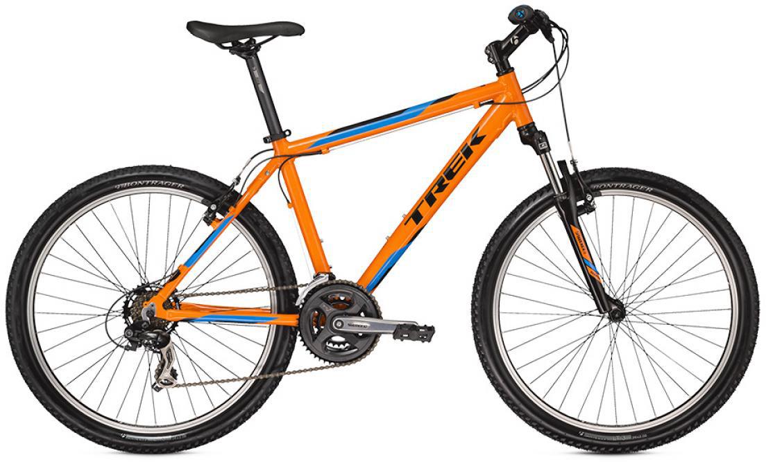 Велосипед горный Trek 3500 (2016), цвет: оранжевый, рама 18, колесо 26258156