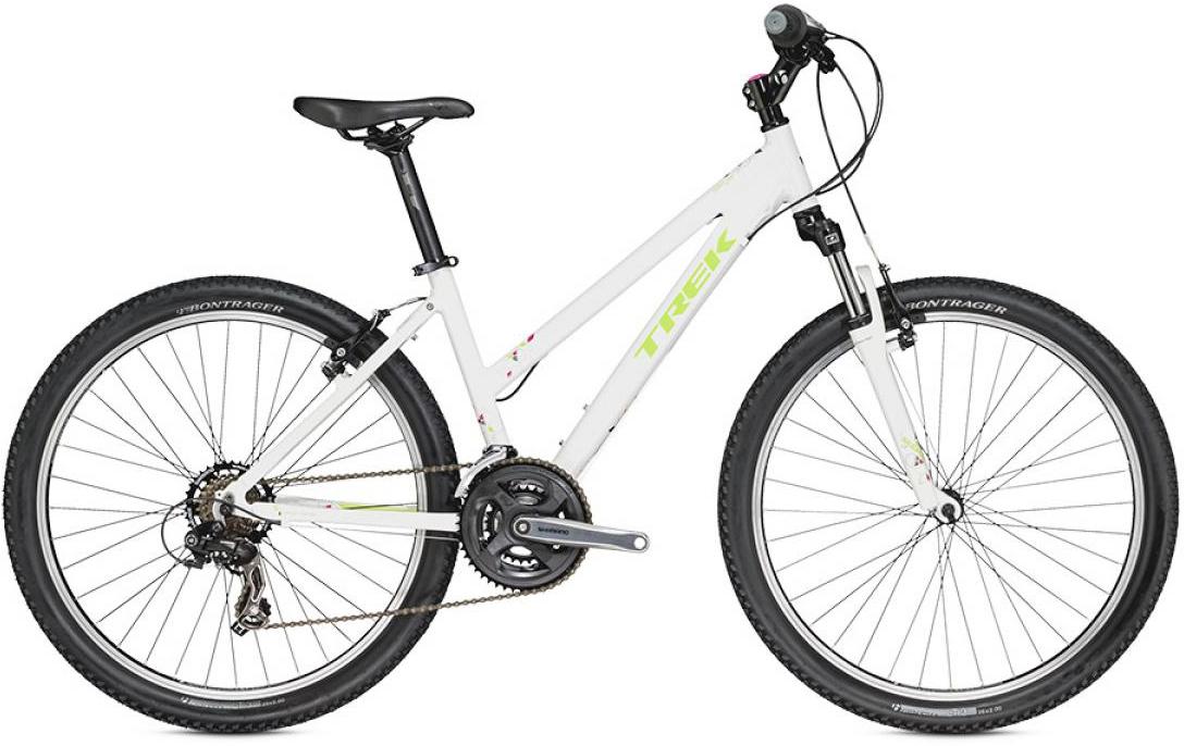 Велосипед женский Trek Skye WSD 2016, цвет: белый, рама 19,5, колесо 26258365
