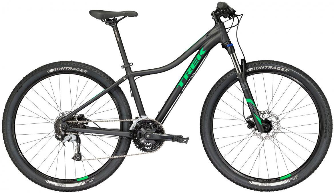 Велосипед горный Trek Cali S WSD 2017, цвет: черный, рама 17, колесо 29272378