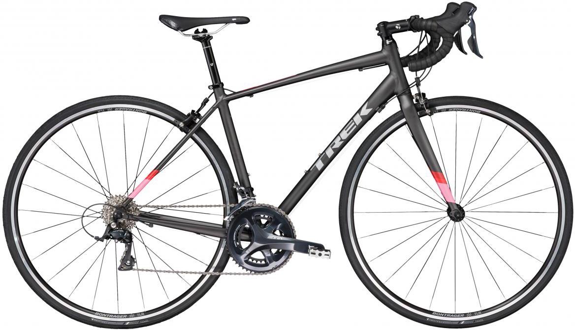 Велосипед шоссейный Trek Lexa 3 2017, цвет: черный, рама 21,5, колесо 28273314