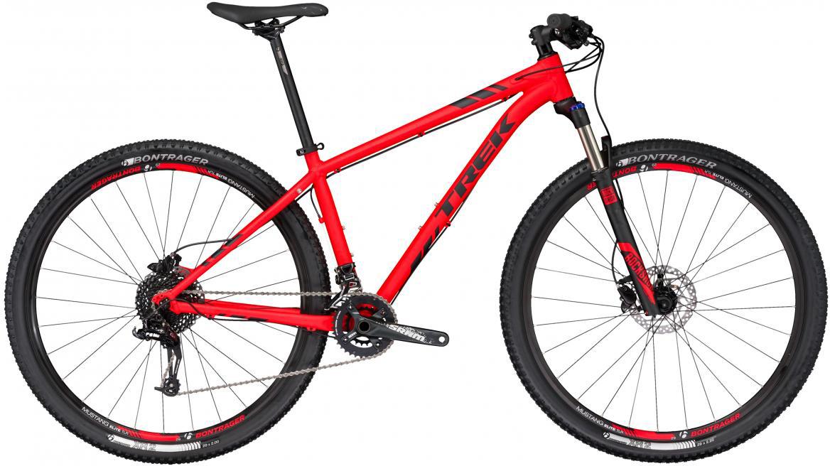 Велосипед горный Trek X-Caliber 8 2017, цвет: красный, рама 13,5, колесо 27,5273827