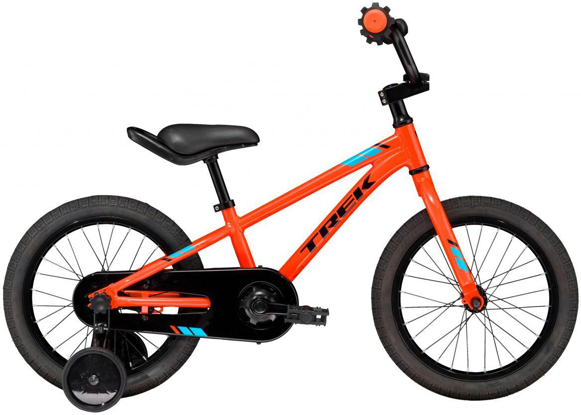 Велосипед детский Trek Precaliber Boys F/W 2017, цвет: оранжевый, колесо 16273865