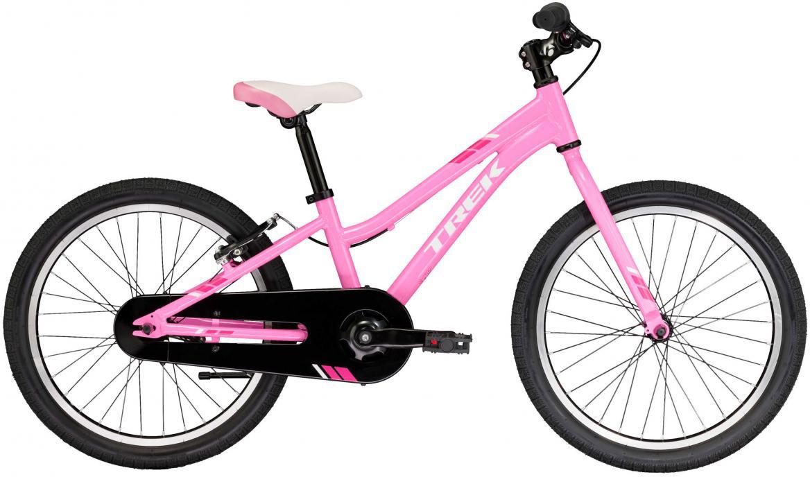 Велосипед детский Trek Precaliber SS CST Girls 2017, цвет: розовый, колесо 20282978